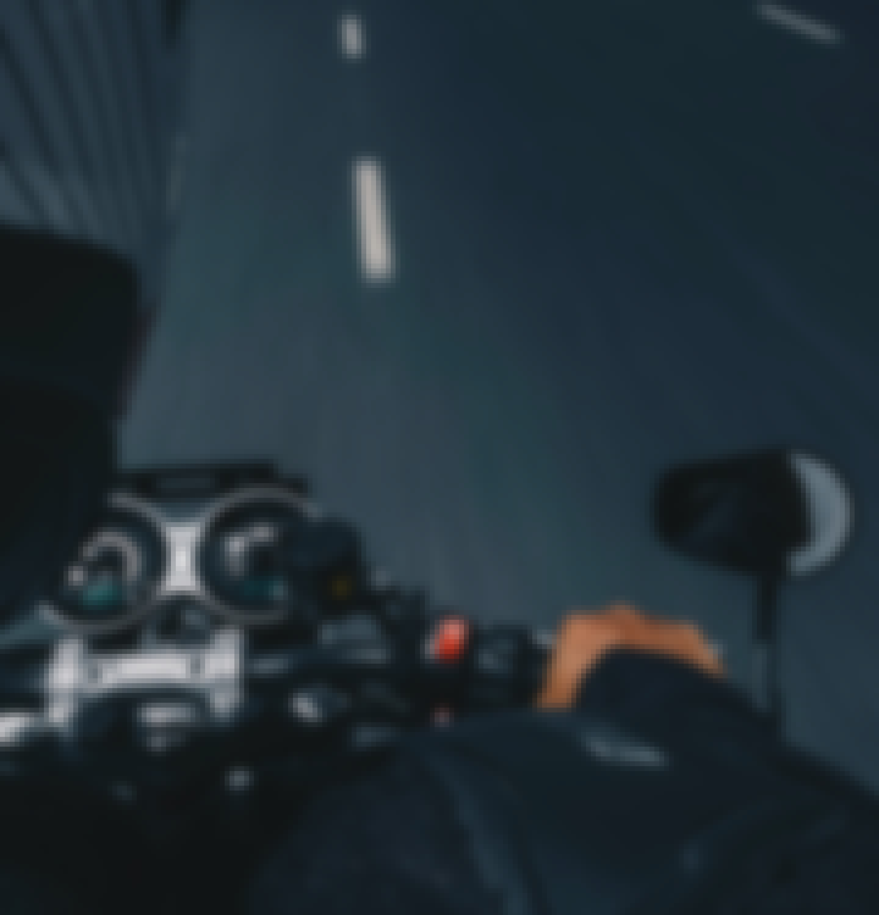 motorcycle close up shot, road, speed